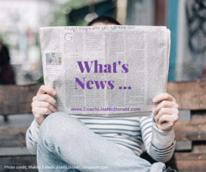 Announcement: What's News