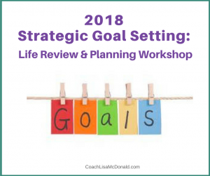 2018 Strategic Goal Setting Workshop
