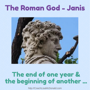 New Year - Roman God Janis