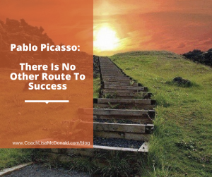 No Other Route to Success