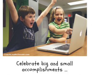 Celebrate Your Success Genius Accomplishments