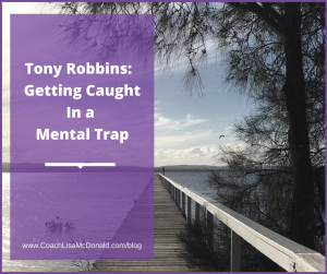 Blog - Tony Robbins: Caught In a Metal Trap