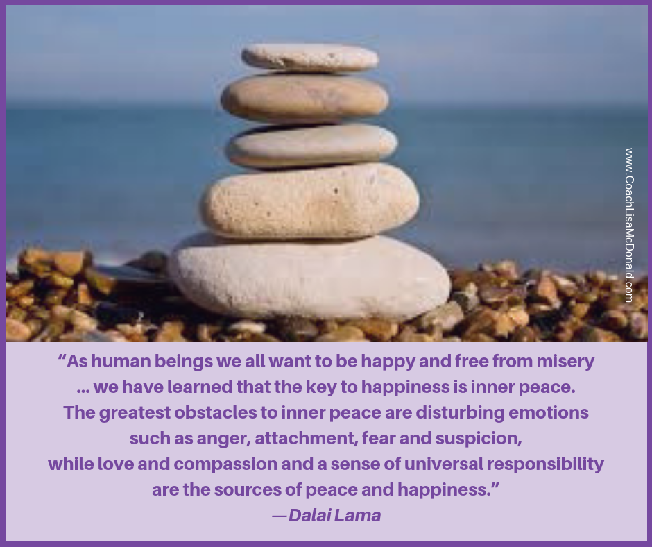 The Greatest Obstacles to Inner Peace
